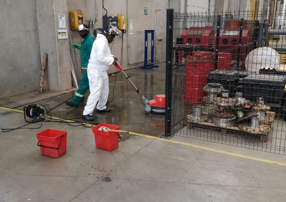 Camperdown Industrial Cleaning Services