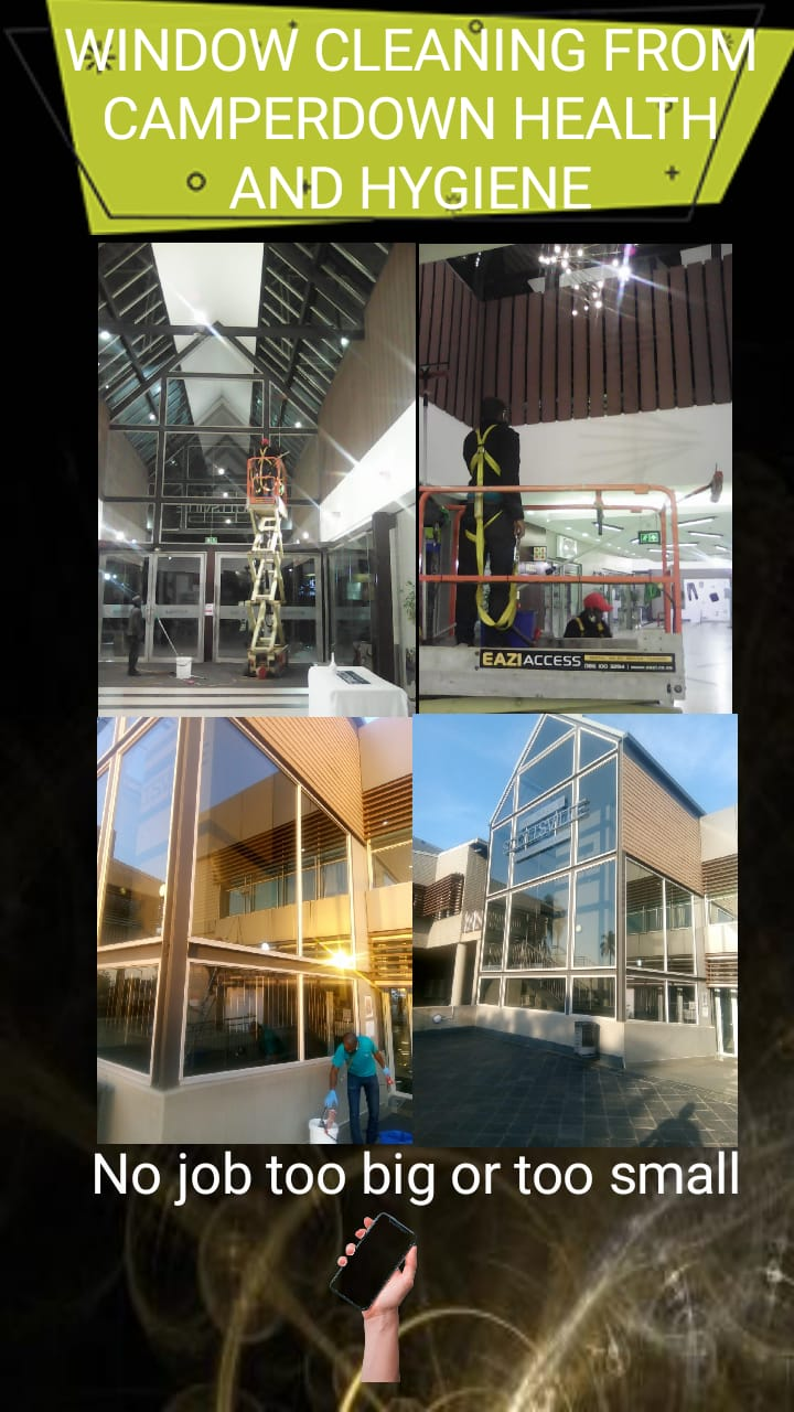 Camperdown Window Cleaning Services