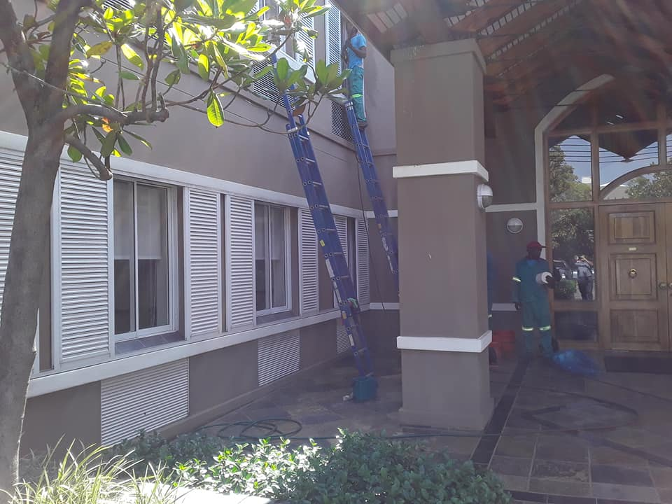 Camperdown Shutter Cleaning Services