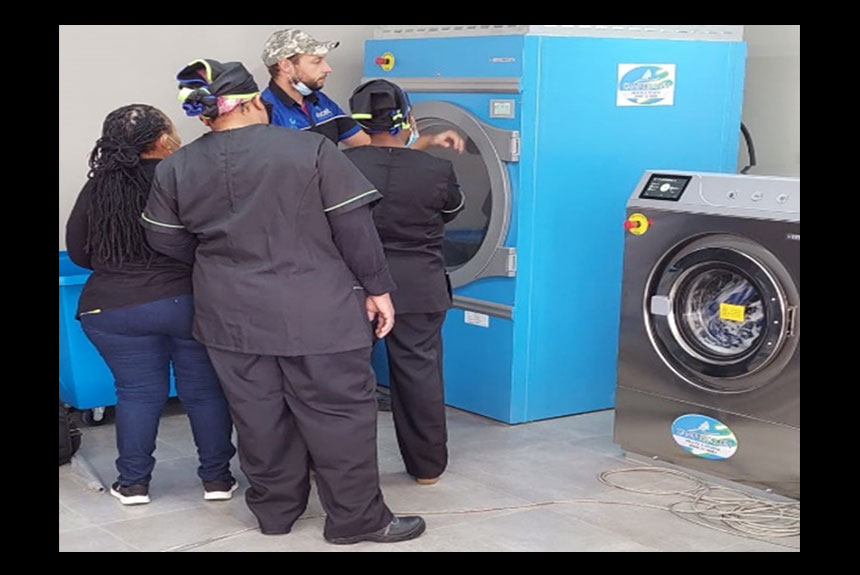 Our First Site Laundry Service